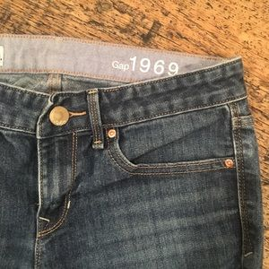 GAP 1969 Real Straight 4 Ankle